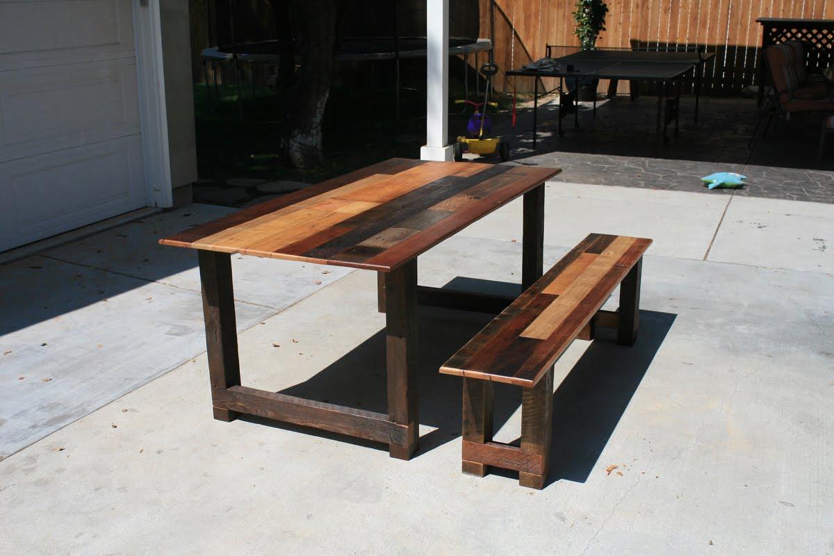 Arbor Exchange   Reclaimed Wood Furniture   Blogger