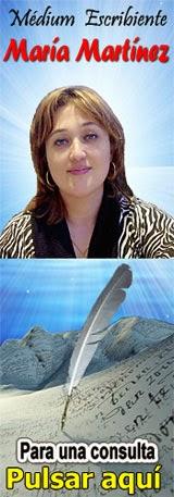 Médium María Martínez