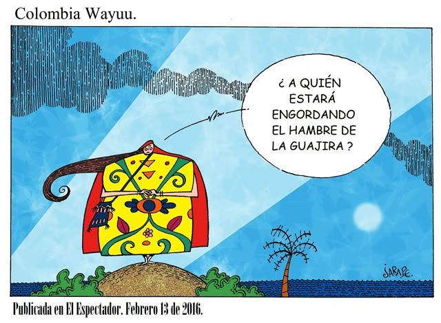Colombia Wayuu