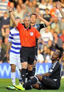 El QPR se impuso 1-0 sobre el poderoso Chelsea