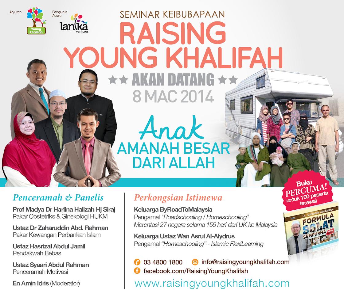 Raising Young Khalifah