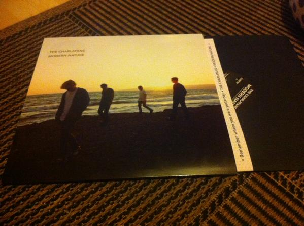 THE CHARLATANS - MODERN NATURE