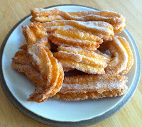 Churros Pastry Recipe