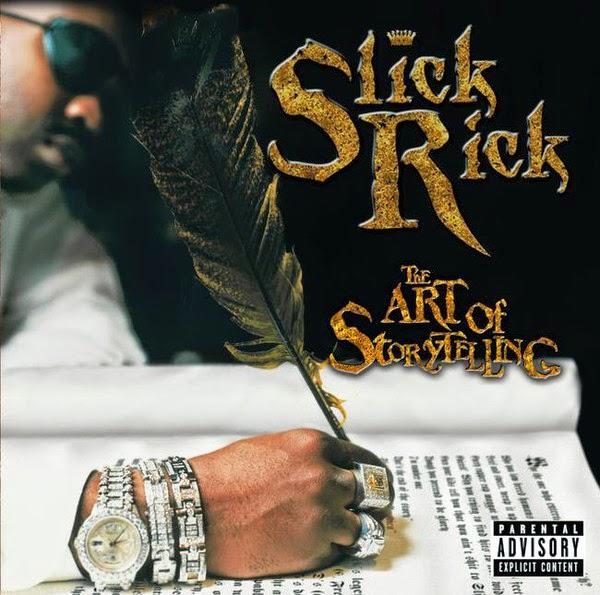 Slick Rick - The Art of Story Telling Cover