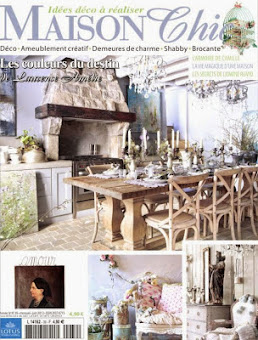 Camille dans Maison Chic