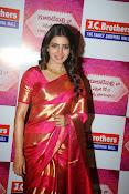 Samantha glamorous photos in saree-thumbnail-18