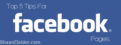 5 Powerful Tips for Successful Facebook Pages