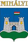 Mihályi község címere