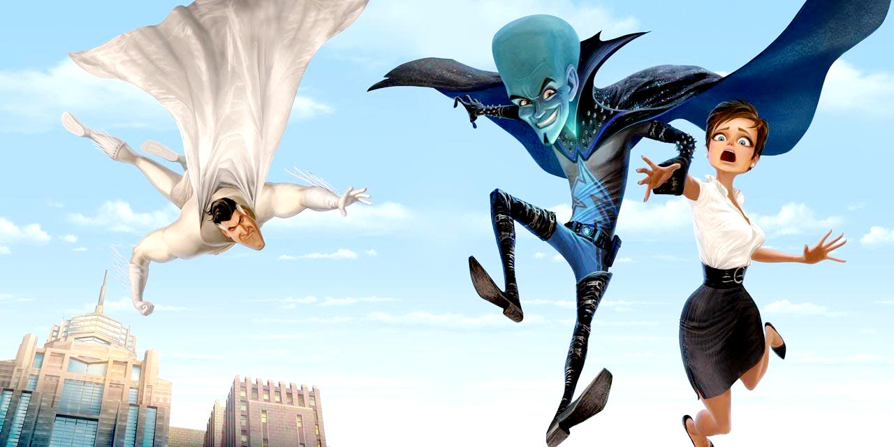 megamind, megamind roxanne, megamind clipart, dreamworks movie