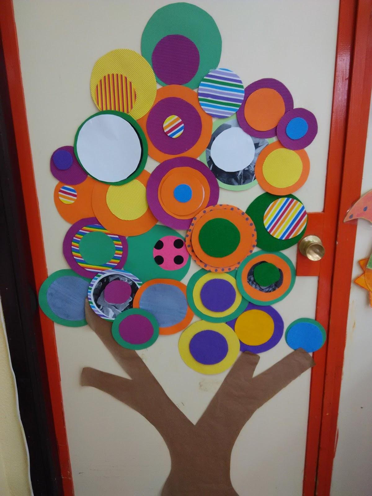 El blog de mi aula marzo 2015 for Decoracion puerta aula infantil