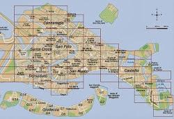 Потрясающая интерактивная карта Венеции!