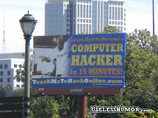 computer hacker 642x481 Funny Signs: Learn how to become a computer Hacker in 15 minutes.