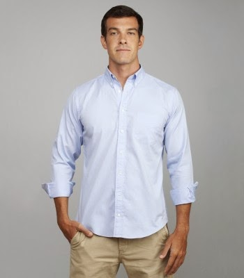 CAMISA OXFORD THE BRUBAKER