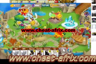 Cheat Dragon City 2013 Update