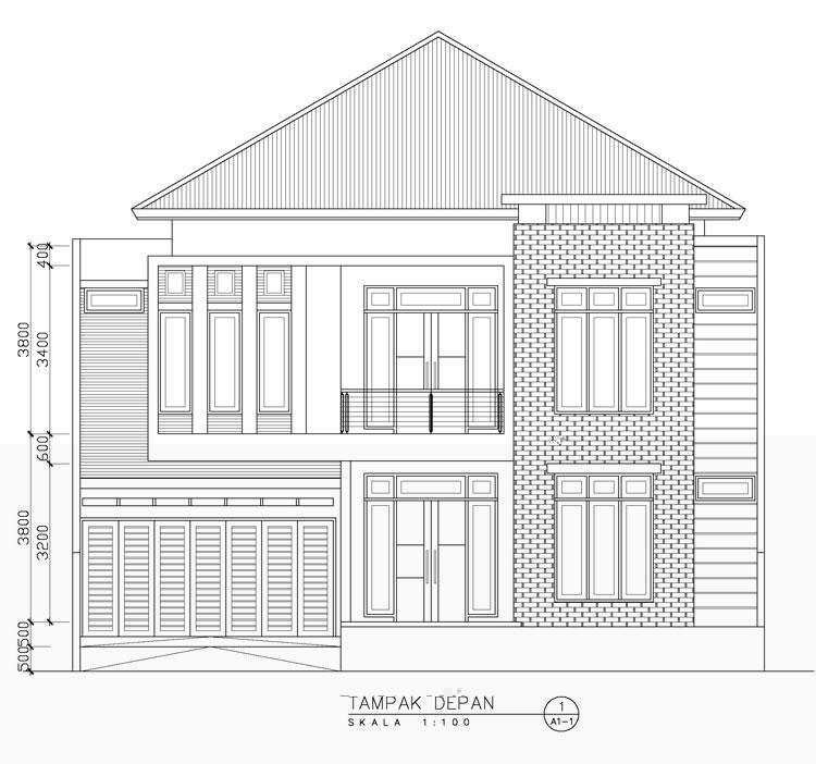 Desain arsitektur rumah desain arsitektur rumah minimalis tak jadi