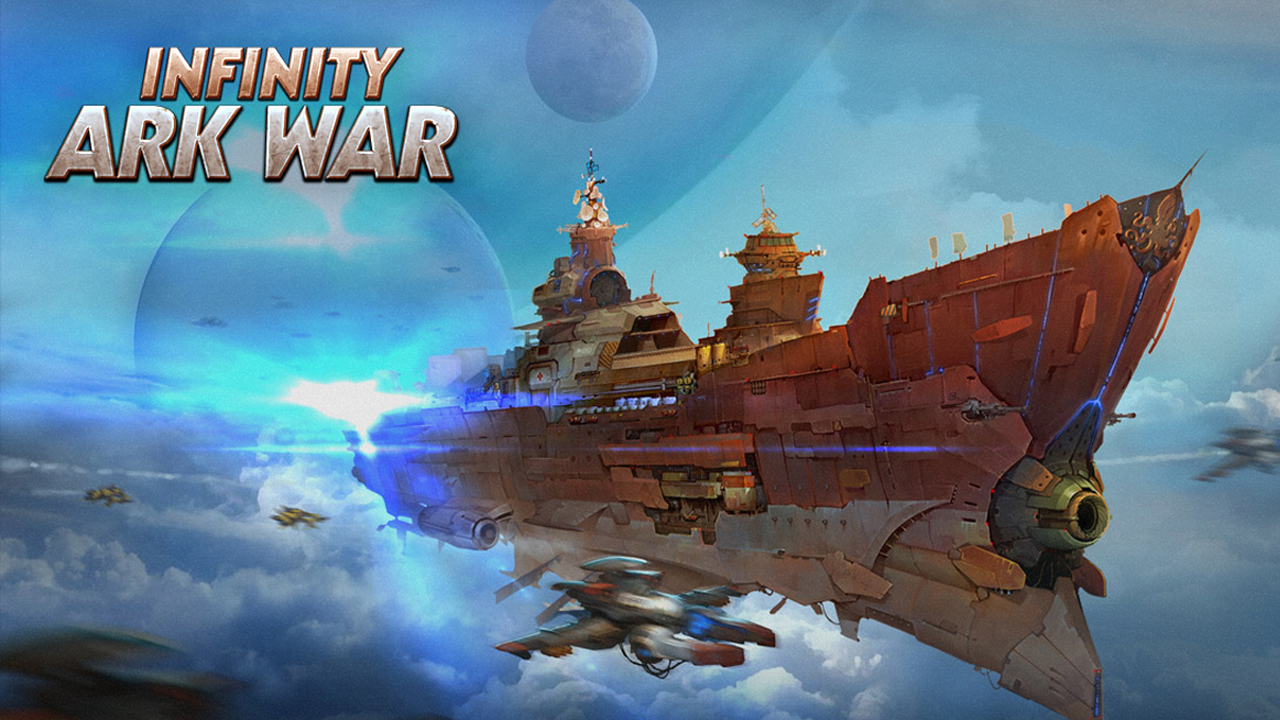Infinity - Ark War Gameplay IOS / Android
