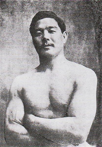Mitsuyo Maeda.