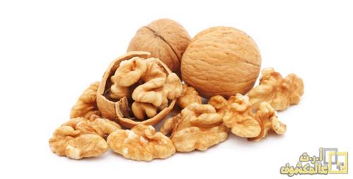 """فوائد صحية لأكل الجوز """"walnuts"""""""
