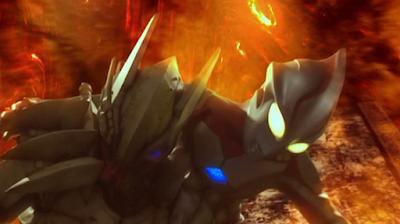 Ultraman Mebius Gaiden : Ghost Reverse Subtitle Indonesia
