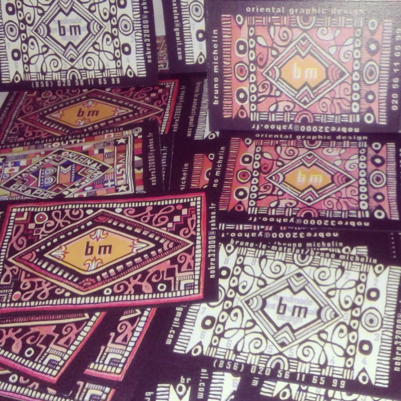 Handmade oriental...