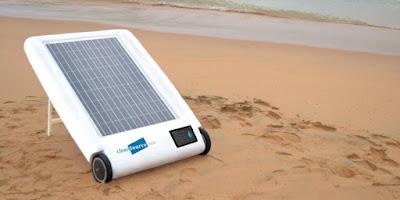 Εταιρεία κάνει πόσιμο το θαλασσινό νερό μέσω του ήλιου !!
