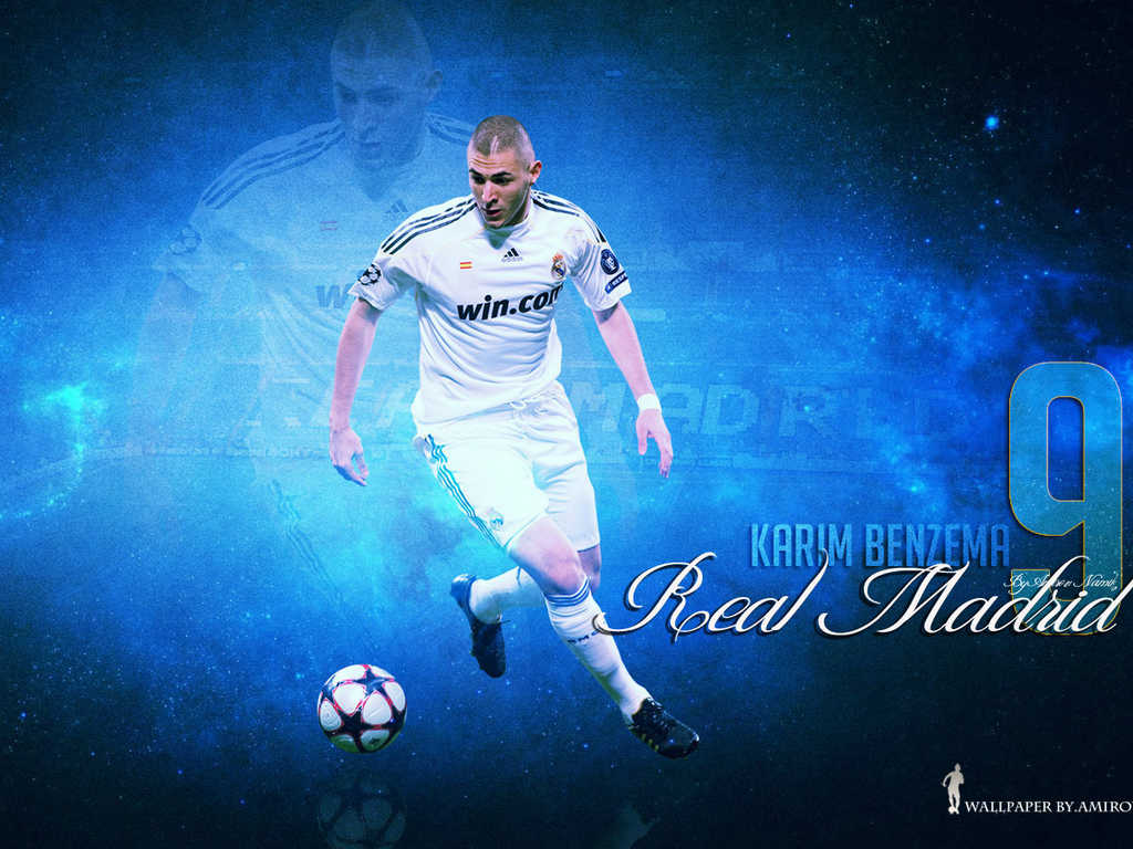Karim Benzema Real Madrid Wallpapers 2012-2013