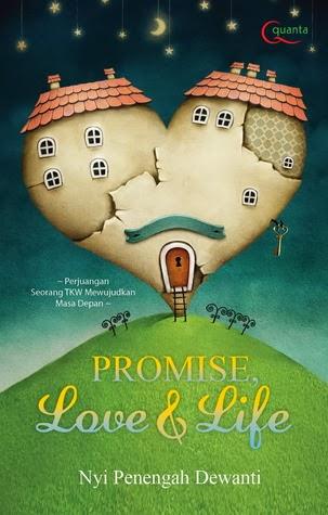 "Buku k2 ""Promise, Love&Life"""