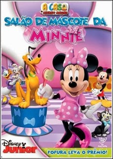 Download – A Casa do Mickey Mouse – Salão de Mascote da Minnie – DVDRip AVI + RMVB Dublado ( 2014 )