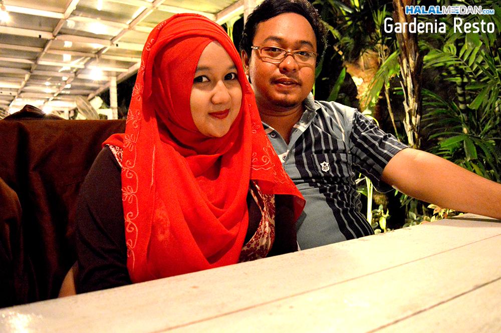 Makan Malam Romantis di Gardenia Resto
