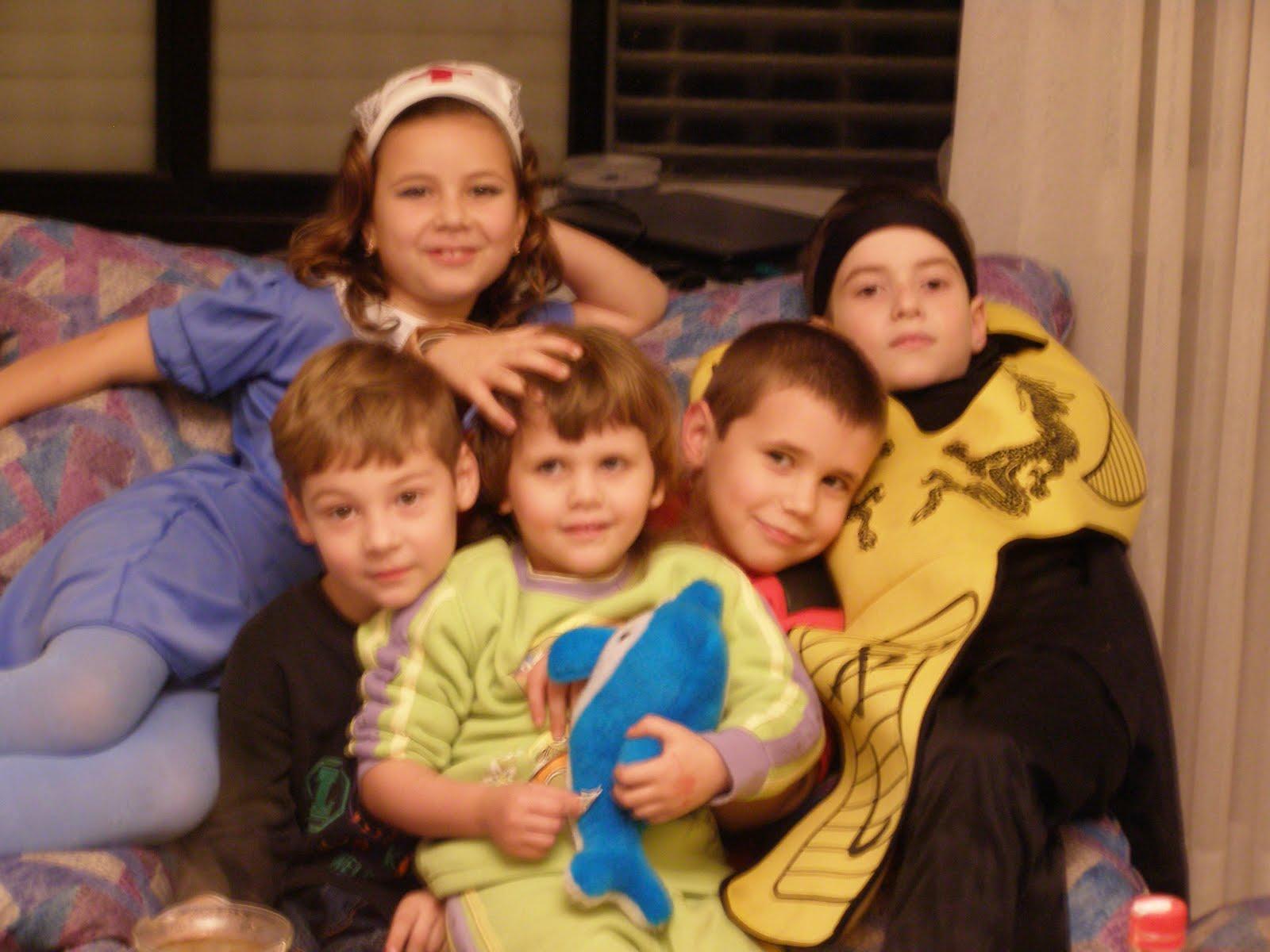 Детский аутизм - обучение навыкам социальной интеракции. Часть 4.