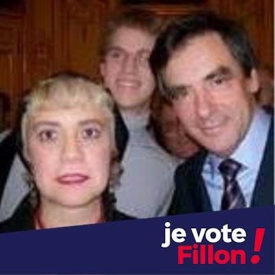 Je Vote Fillon!