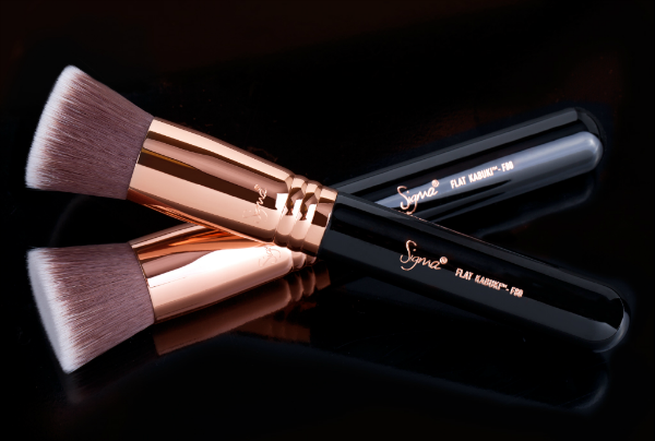 Sigma Limited Edition F80 Flat Kabuki Brush Copper