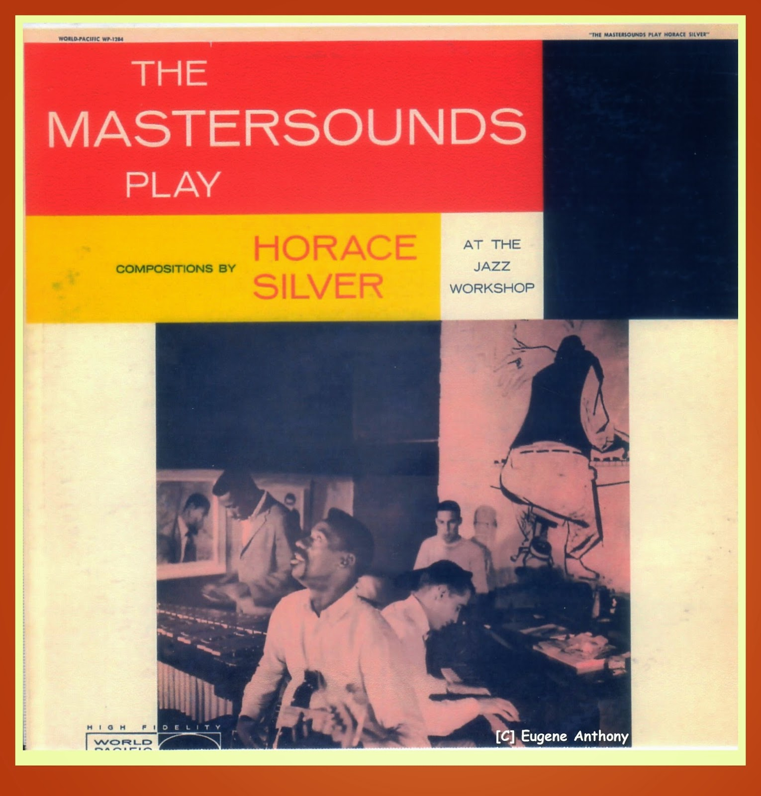 Too cool the mastersounds play horace silver