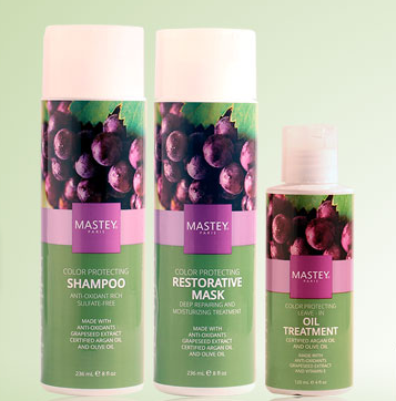 Mastey are the masters in eco-friendly and healthy hair care and color!
