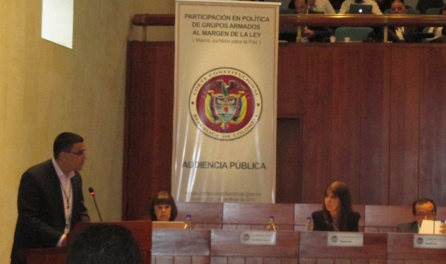Audiencia Pública 27.05.2014