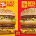 Novos produtos McDonald's | Super Mac e o Mega Mac, com três e quatro hambúrgueres