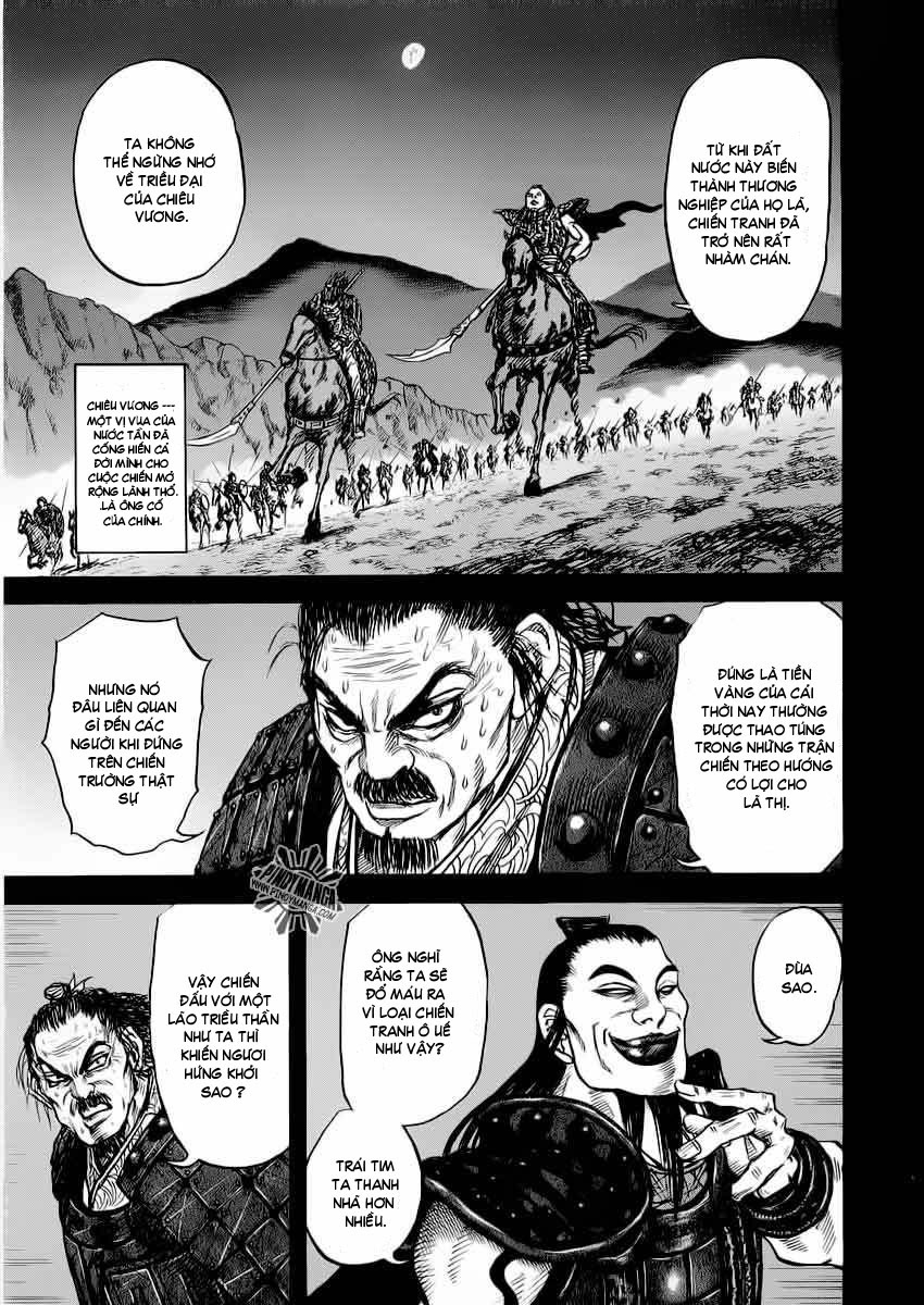 Kingdom - Vương Giả Thiên Hạ Chapter 13 page 14 - IZTruyenTranh.com