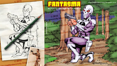 Fantasma, The Panthom