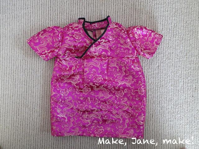 Baby Chinese dress