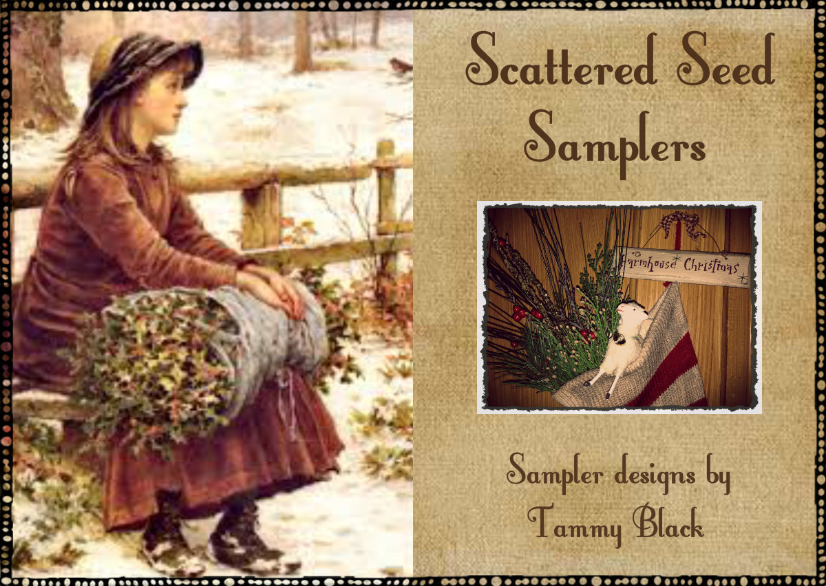 Scattered Seed Samplers