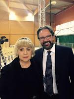 *Morgane BRAVO & Frédéric LEFEBVRE, Ancien ministre. Député des Français d'Amérique du Nord*