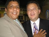 Pr: Edir Gomes e Pr: Samuel Camara