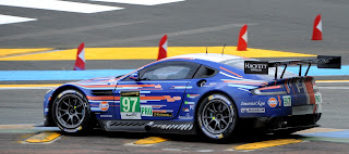 Aston Martin Racing Vantage V8 n°97 Jaeger-LeCoultre