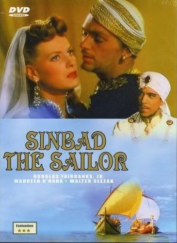 SIMBAD, O MARUJO - SINBAD THE SAILOR - 1947