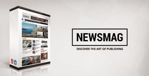 Newsmag News Magazine Newspaper WordPress Theme Free [Current Version 2.2]