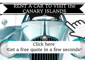 Canary Islands RENTAL CAR: about 100 € a week