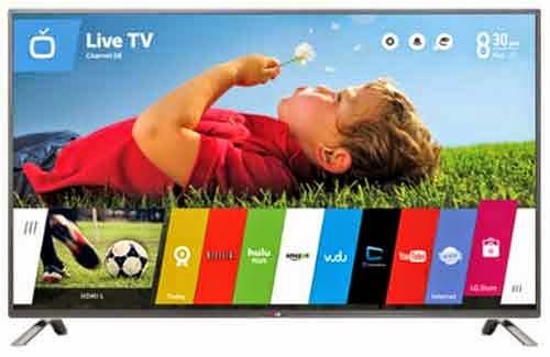 LG Electronics 60LB7100 60-Inch 1080p 120Hz 3D Smart LED TV
