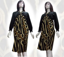 Model baju batik modern 01xc