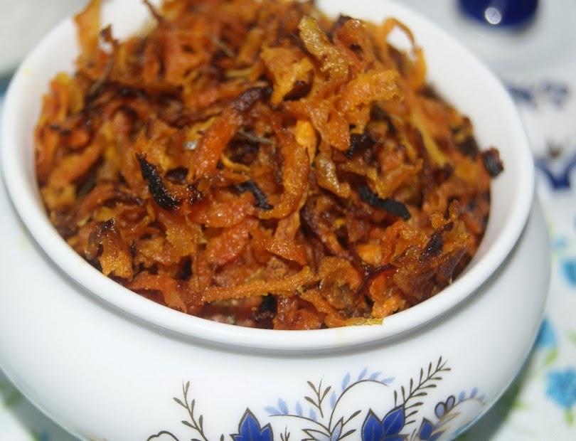 Cenoura Palha (vegana)