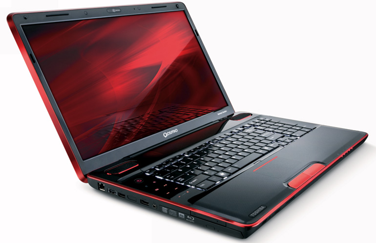 Laptop Toshiba Qosmio